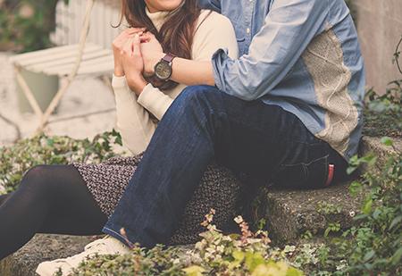 ナシ婚イメージ写真